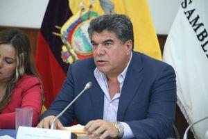 """Capturan al presunto asesino del exasambleísta Patricio """"El Cholo"""" Mendoza"""