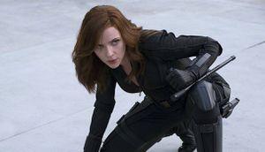 Scarlett Johansson tuvo que volver a grabar escenas de Black Widow ya finalizada la película