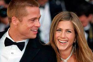Jennifer Aniston aún usa el anillo de compromiso que le dio Brad Pitt y estas fotos lo demuestran