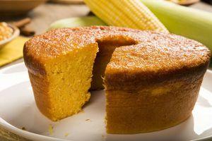 Aprende a hacer un pan de elote súper fácil y delicioso