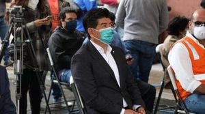 Alcalde Jorge Yunda indica el porqué despidió a varios funcionarios del Municipio