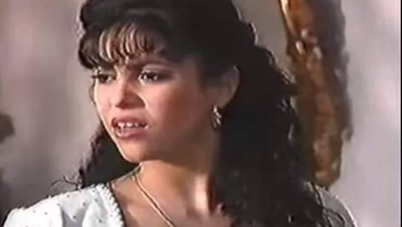 """Así lucía Shakira cuando protagonizó la telenovela """"El Oasis"""" hace 27 años"""