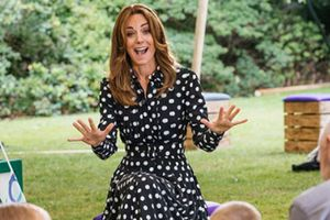 Kate Middleton muestra el vestido floreado más elegante y delicado para el otoño