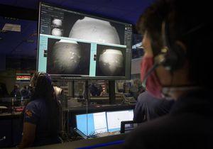 La NASA publica por primera vez el verdadero sonido y video de Marte captado por Perseverance