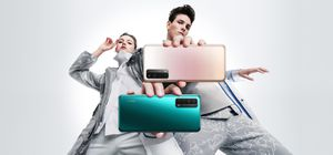 Huawei Y7a combina el mejor diseño con la gran tecnología