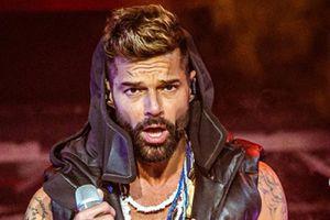 Ricky Martin presume su nuevo corte de cabello en compañía de su hijo Matteo