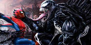 Sony no quiere a Deadpool, quiere a su Venom en Spider-Man 3