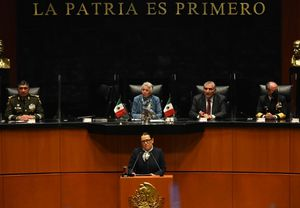 'No venimos a ganar la guerra', afirma Rosa Icela Rodríguez