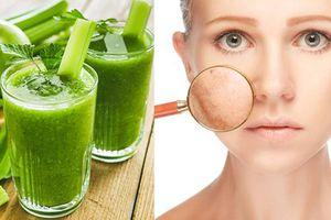 Hidrata la piel y elimina las manchas en el rostro con estos saludables jugos