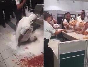 Preparan sanciones contra policías de Chihuahua que celebraron cumpleaños en horario laboral