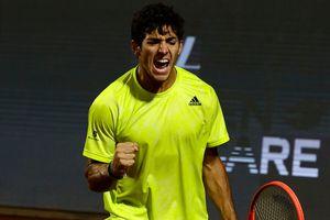 Garin trepa en el ranking ATP tras su buena semana en Madrid