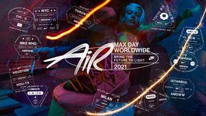 Nike: Todo listo para el Air Max Day Worldwide