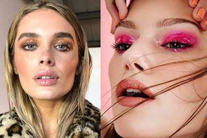 Formas de llevar el 'glossy eyes', la tendencia del verano para mujeres atrevidas