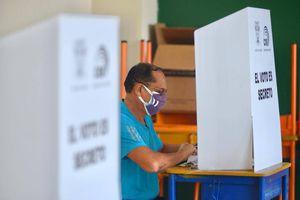 ¿Cuándo sería la segunda vuelta electoral en Ecuador?