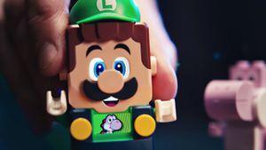 LEGO Super Mario anuncia su set de Luigi
