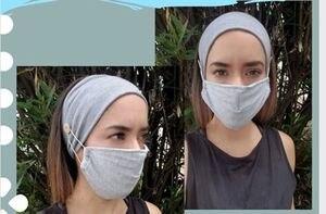 Tres mujeres quiteñas que emprenden en el diseño de mascarillas cómodas