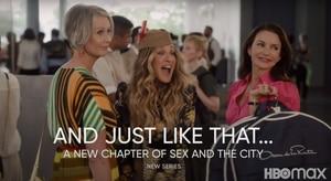 HBO Max libera teaser com cena inédita de revival de 'Sex and The City'