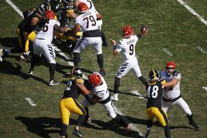 Bengals propinan zarpazo a Steelers en la semana 3