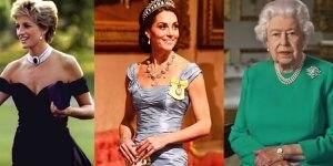Así fue como Kate Middleton rindió homenaje a la reina Isabel y la princesa Diana