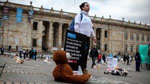 Entra en vigencia cadena perpetua para asesinos y violadores en Colombia