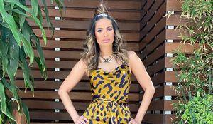 Galilea Montijo tiene el vestido floreado ideal para pasar el verano
