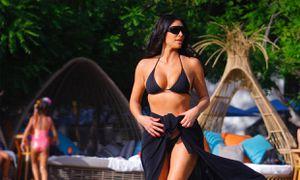 Kim Kardashian tiene el sujetador perfecto para lucir un gran escote