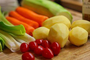 Comer más vegetales es saludable a cualquier edad