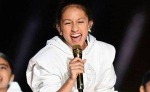 Super Bowl: la reacción de Marc Anthony por la actuación de su hija, Emme, junto a Jennifer Lopez