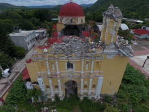 A cuatro años del 19S, solo se  ha atendido el 36% de la reconstrucción