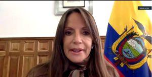 Ecuador confirma primer caso de la nueva variante del coronavirus identificada en Reino Unido